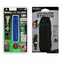 Maglite LED XL 100 bleu...
