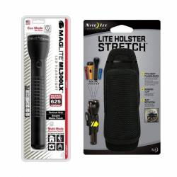 Pack Maglite LED ML300LX...