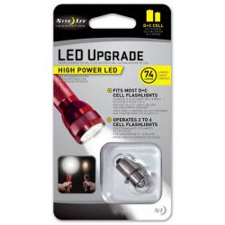 L.E.D Upgrade 74 lumens...