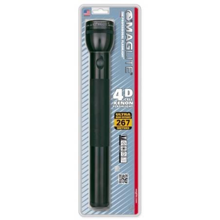 Maglite 4 D Cellulaire Lampe De Poche Noir S4D016